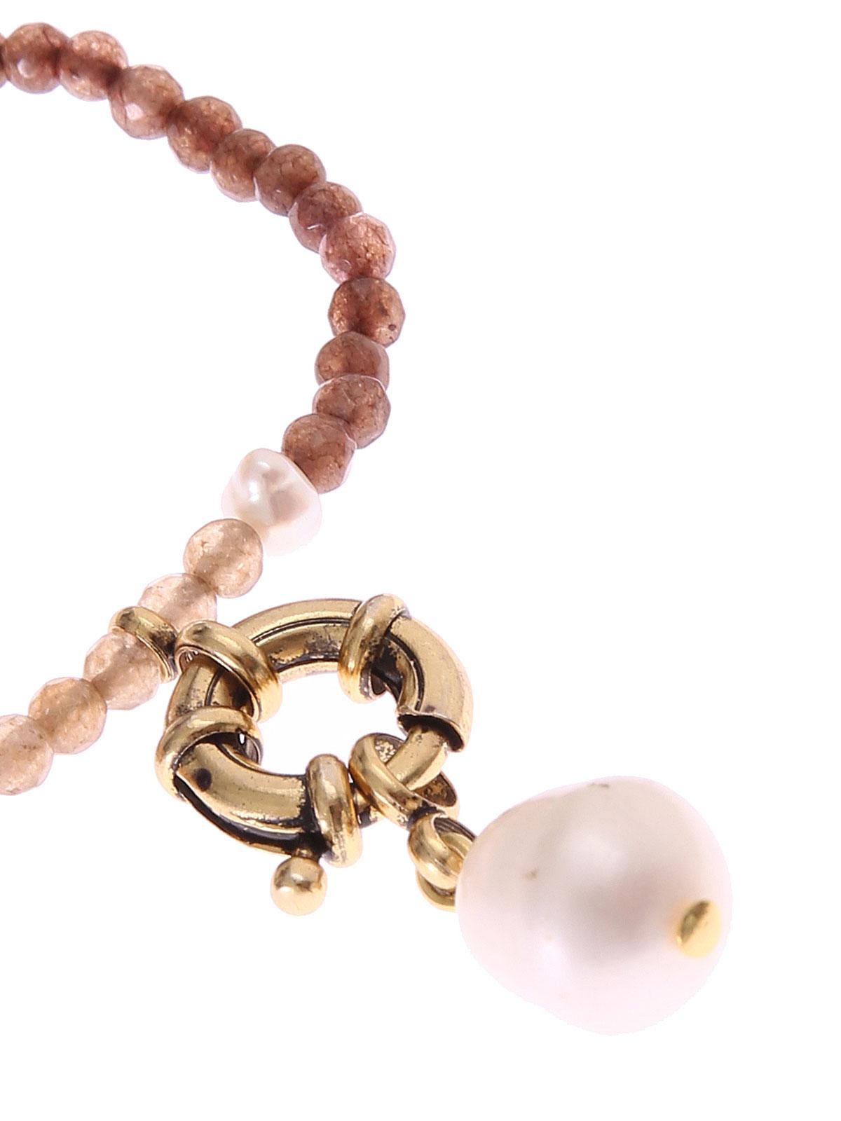 Bracciale di perline di giada