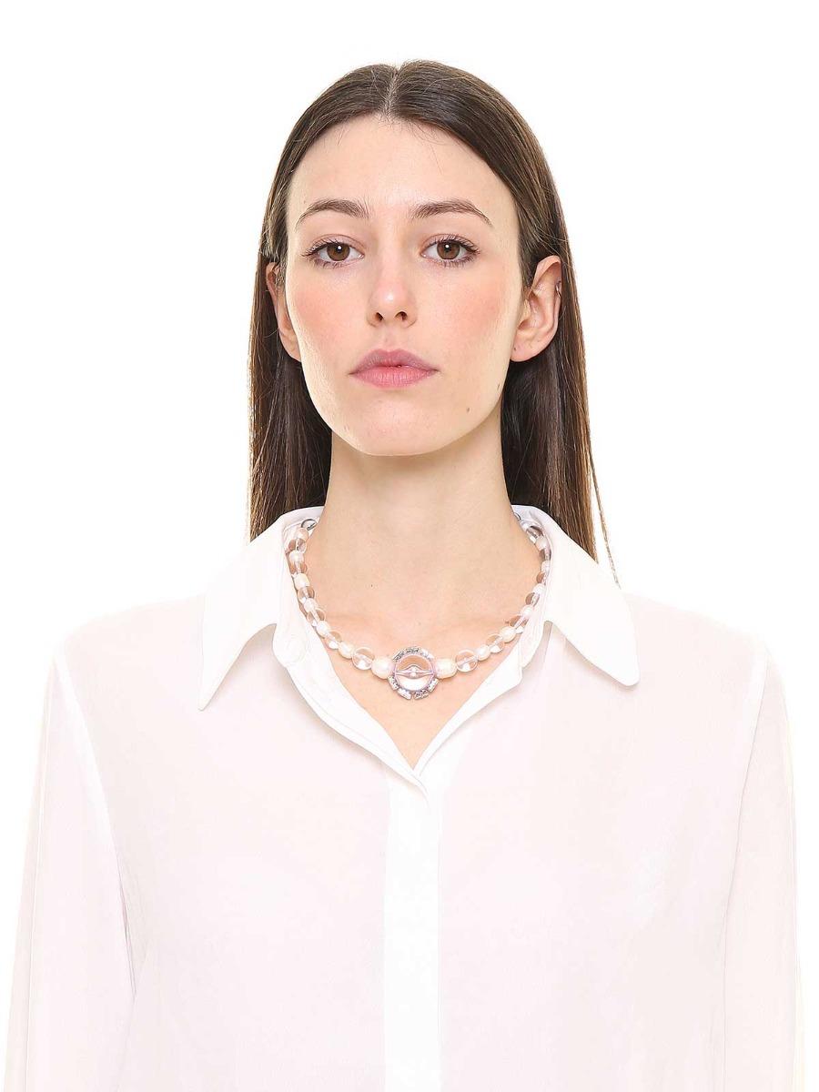 Collana mix di perle