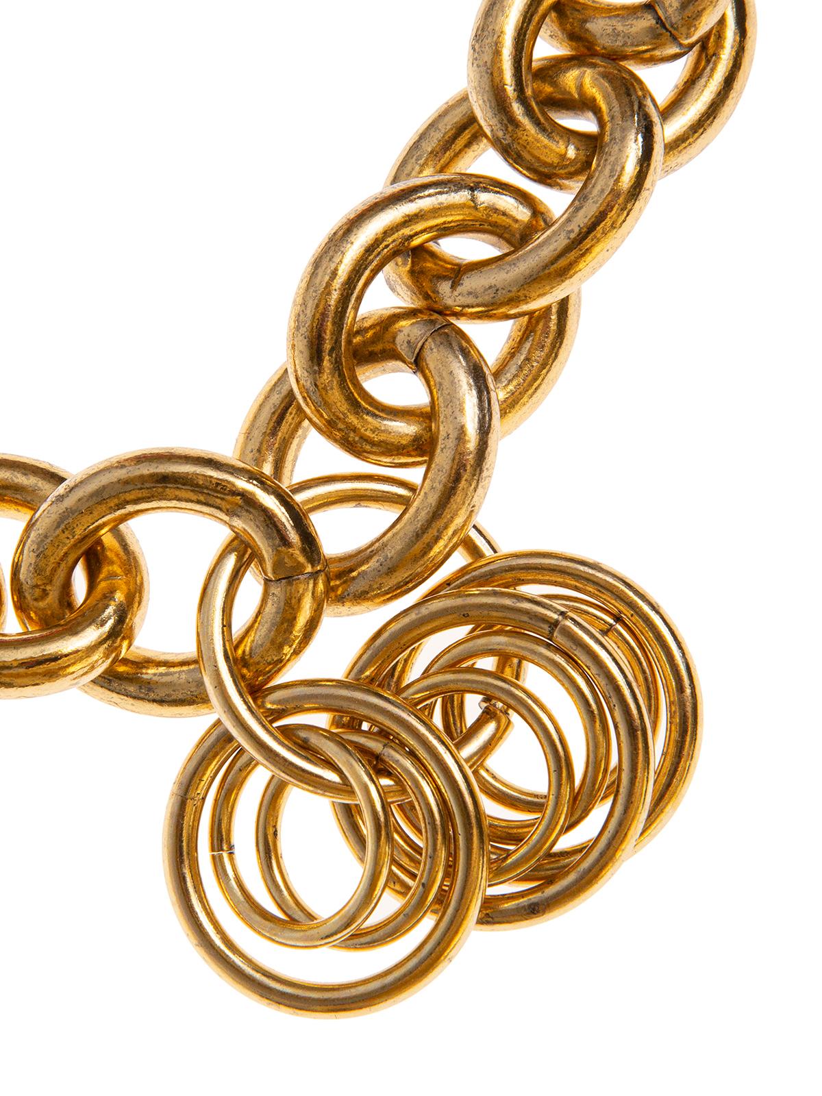 Collana anelle concatenate
