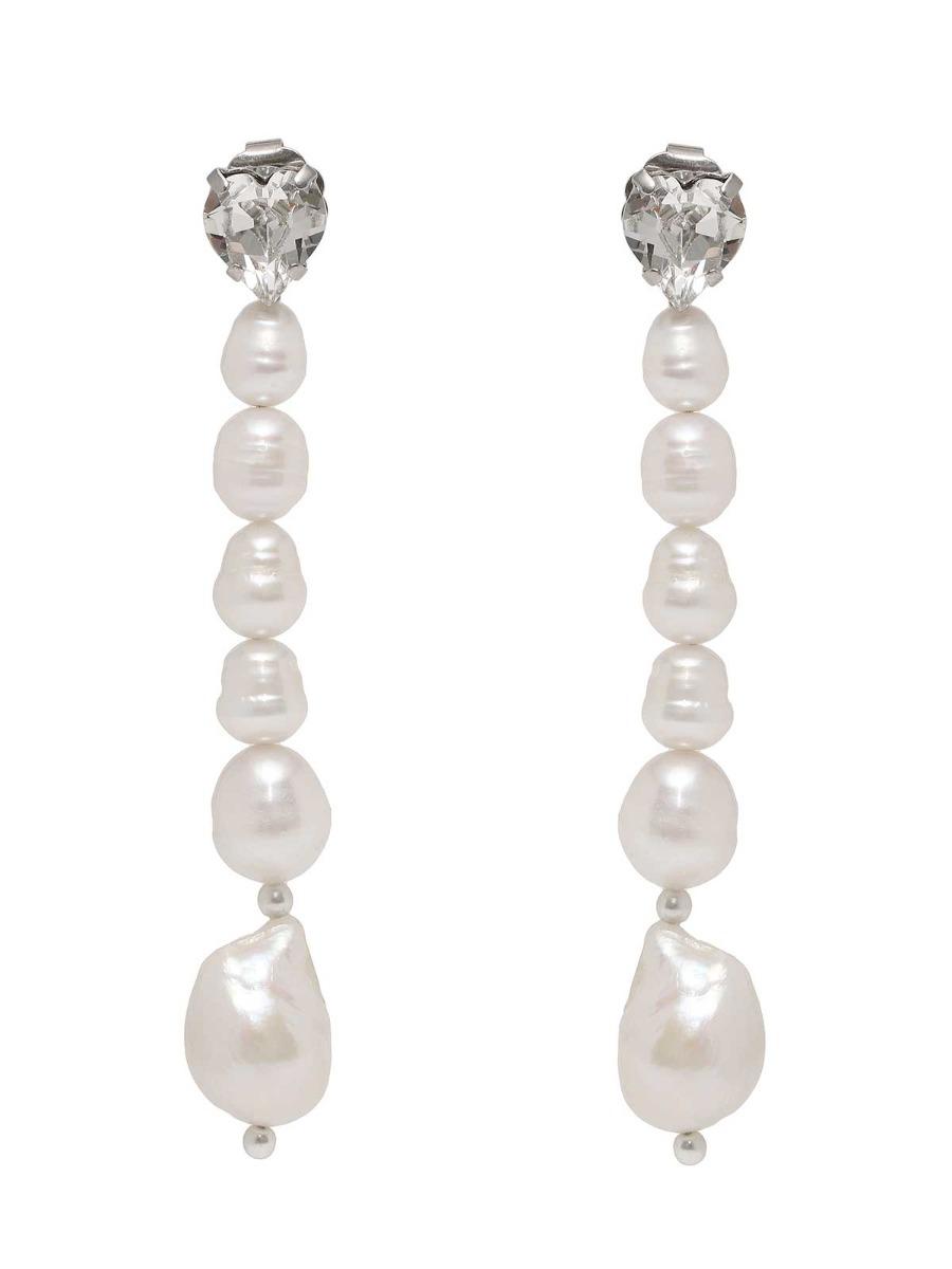 Orecchini di perle d'acqua dolce