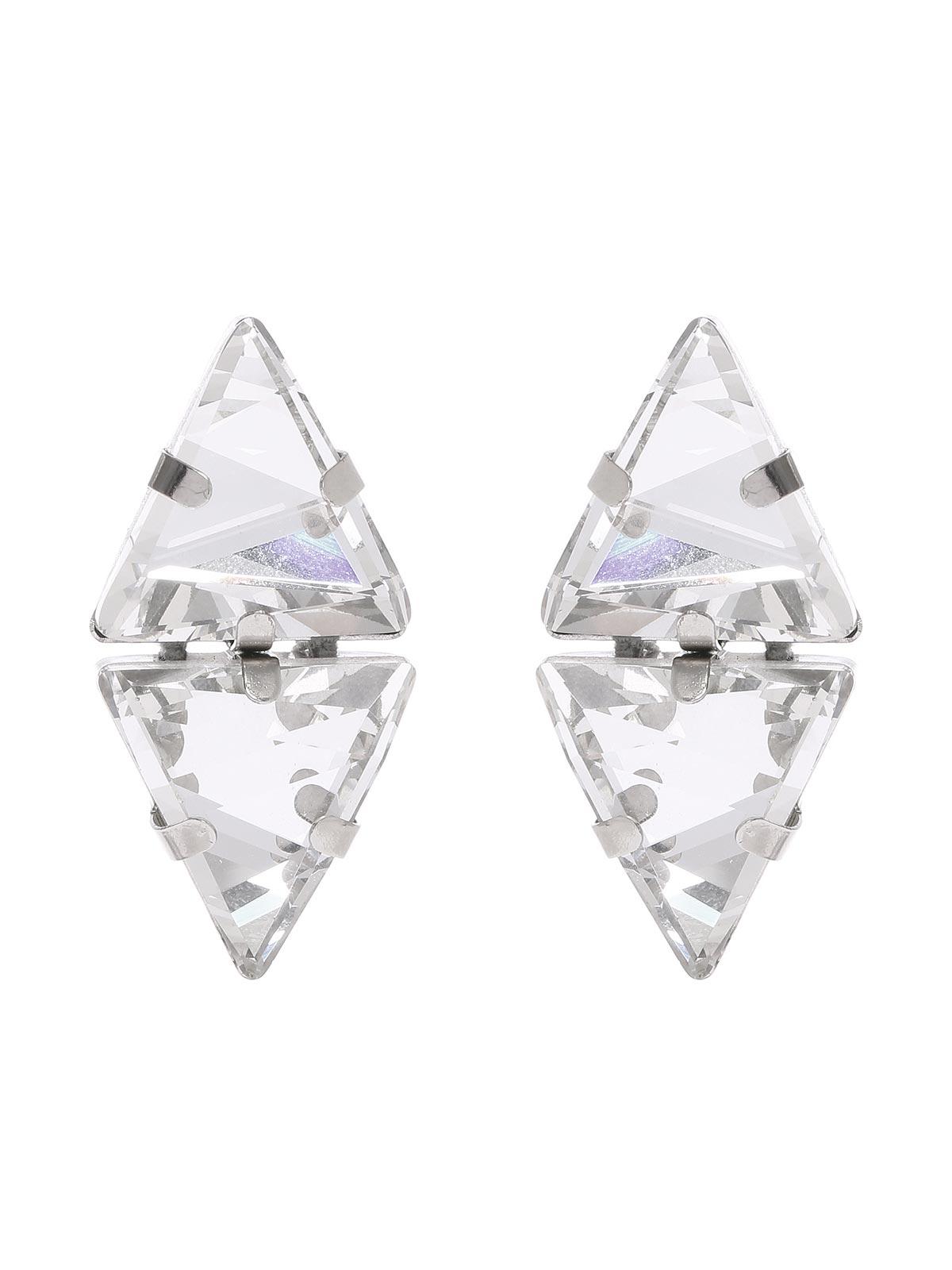 Orecchini di pietre cristallo
